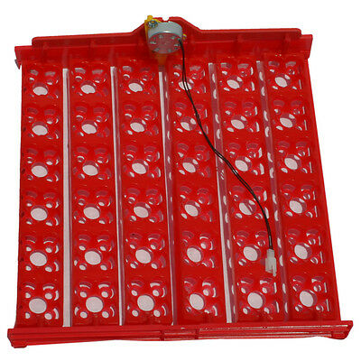 220v Egg Turning Tray With Motor For Henduckgoose 36eggs Or Quail 144 Eggs
