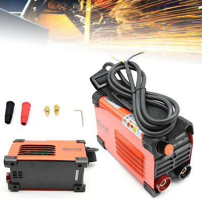 Mini Electric Welder Inverter Tool Kit Arc Handheld Welding Machine 20-160a Us