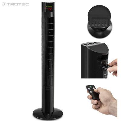 TROTEC Ventilador de torre TVE 32 T   Diseño Climazitador Portátil Acondicionado