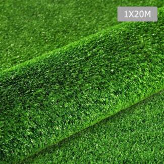 Artificial Turf 15mm 20 SQM Synthetic GRASS 15mm
