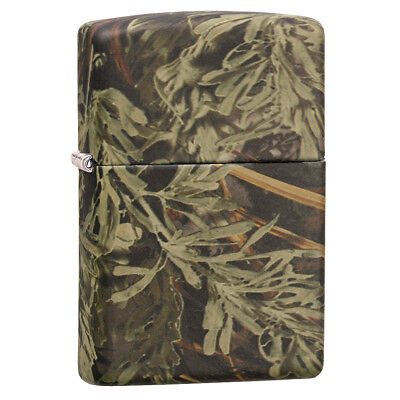 ZIPPO REALTREE MAX-1 LIGHTER HIGH DEFINITION CAMO PATTERN WINDPROOF REFILLABLE