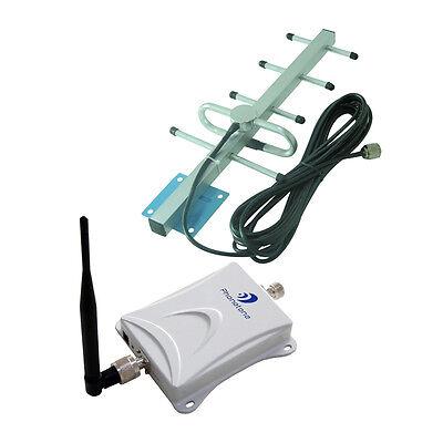 1500qm GSM 900 MHz Repeater Handy Verstärker Booster D-Netz Signal Antenne