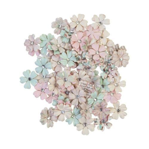 Prima Marketing Flowers - Sugar Cookie Christmas - White Christmas 648565