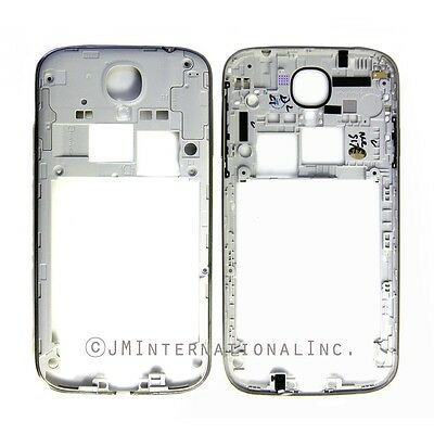 New Samsung Galaxy S4 i337 i9505 i9500 Back Frame Back Plate Frame White Parts for sale  Shipping to India