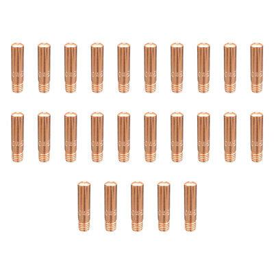 25-pk 11-45 .045 Contact Tips For Tweco Mini 1 Linc. 100l Mig Welding Gun 100a