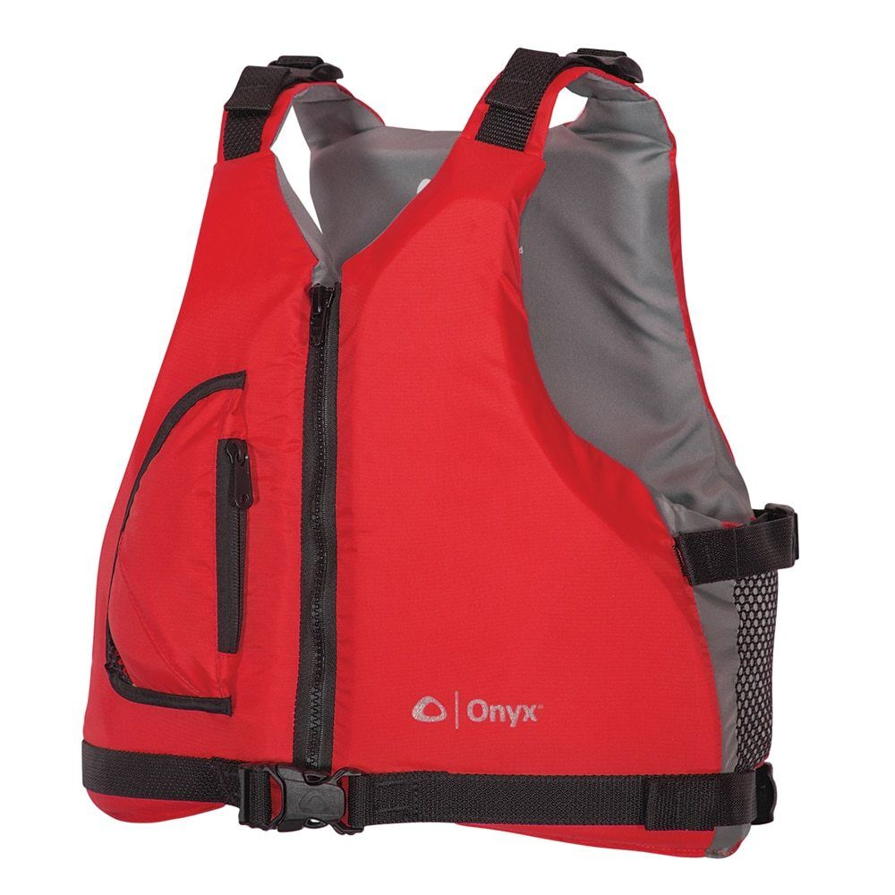 e26f87541db39 Onyx Youth Paddle Sports Life Jacket Red 2day Delivery for sale ...