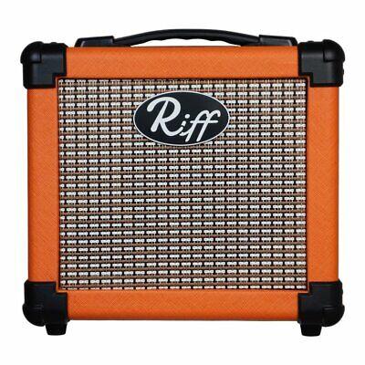 Riff 10W Guitar Battery/Mains Combo Amp/Amplifier, RGA10