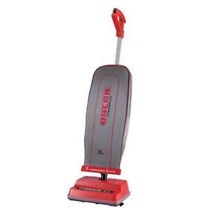 """Commercial Xl Upright Vacuum U2000R-1 9 Lbs 40' Cord 12"""" Wide Bagged 1 Year Commercial Warranty"""