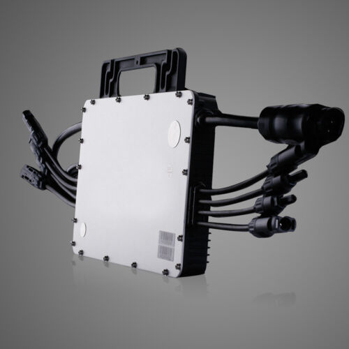 Hoymiles Daisy-Chain 4 in 1 Microinverter 1500W