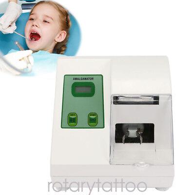 Hl-ah Amalgamator 40w Dental Lab High Speed Amalgamator Amalgam Capsule Mixer Us