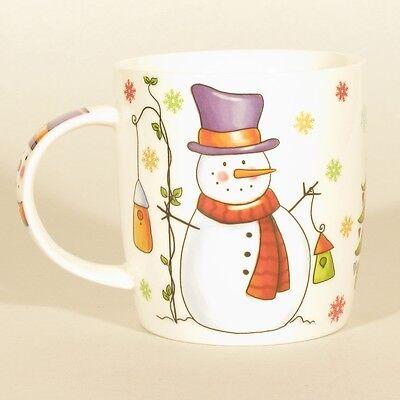 Becher Weihnachten - Schneemann - Henkelbecher - Nikolaus - Kaffeebecher