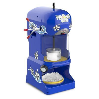 24 oz. in Blue Ice Cub Shaved Ice Machine