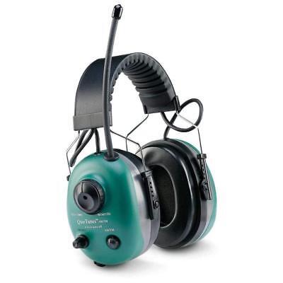 Elvex Quietunes 660r Amfm Radio Rechargeable Earmuffs
