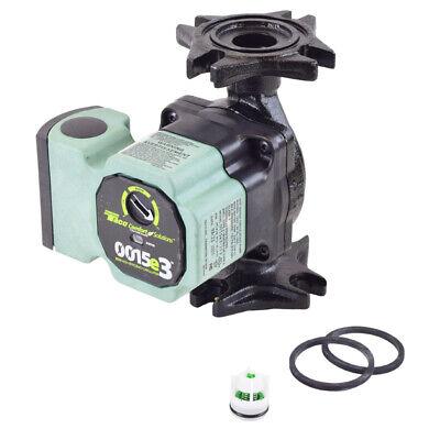 Taco 3 Speed Dual Flange Circulator Pump Ifc 120v