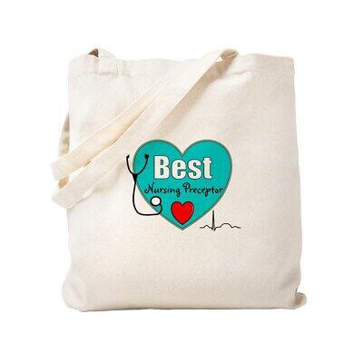 CafePress Best Nursing Preceptor Blue Tote Bag