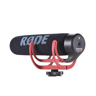 RODE VideoMic Directional Microphone On-Camera Shotgun Mic for Canon Nikon W2R5