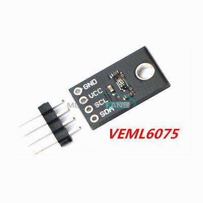 Veml6075 Solar Ultraviolet Light Intensity Sensor Detection I2c Module