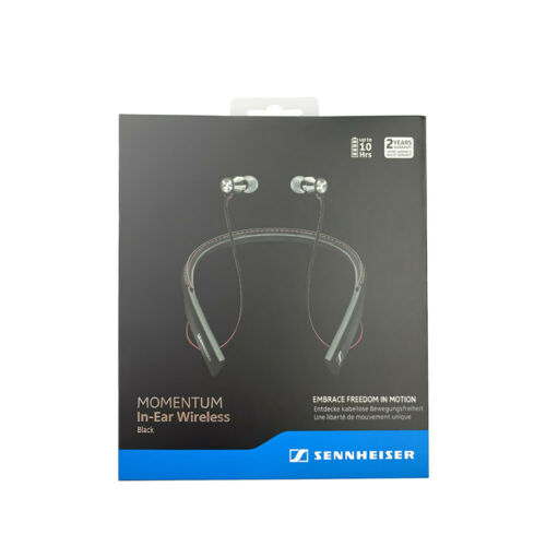 Sennheiser HD 1 Momentum In-Ear Wireless Bluetooth Headphone