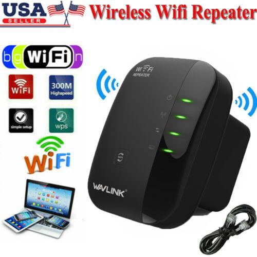 Wifi Range Extender Internet Signal Booster Router Wireless