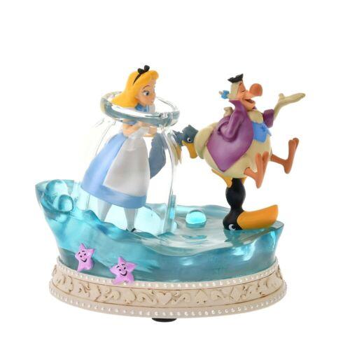 Alice and Dodo Bird Figure Alice in Wonderland 70th Disney Store Authentic