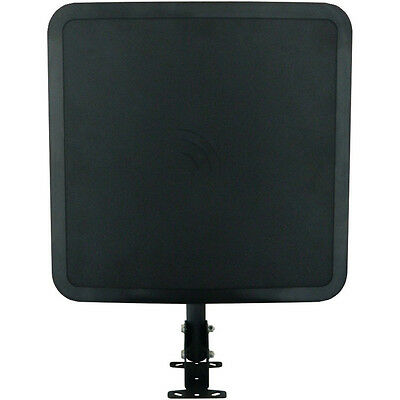 Winegard FL6550S Air Outdoor HDTV Antenna with 60 Mile Range - Black