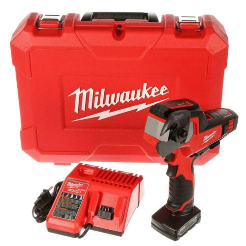 Milwaukee 2472-21XC M12 600 MCM Cable Cutter Kit - IN STOCK