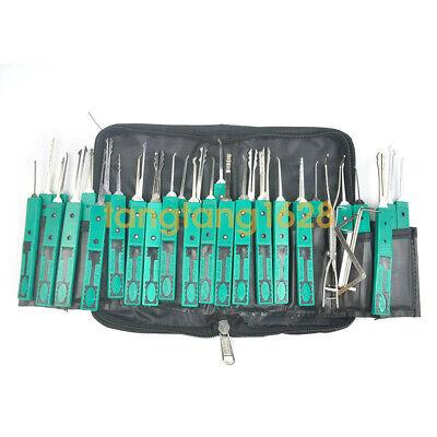 New KLOM 32 PCS Locks Tool sets Lock Hand Tools Kits