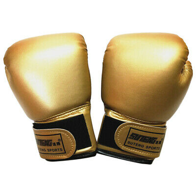 Guantoni da boxe per bambini Kick Boxing Muay Thai Guanti da sacco da boxe J6T6