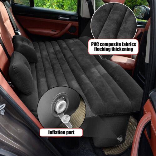 car suv air bed sleep travel inflatable