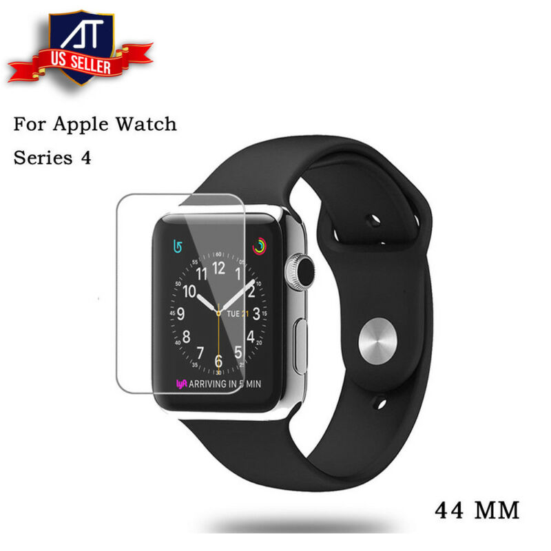 For Apple Watch Iwatch Series 4 Tempered Glass Screen Protector Film Cover 44MM