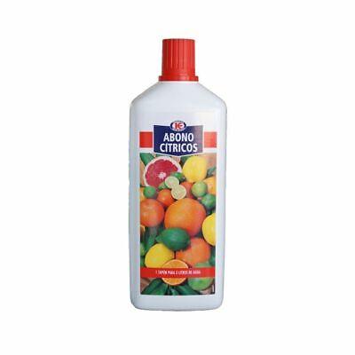 Abono Líquido NPK 8-6-6 Fertilizante Especial Árboles Cítricos