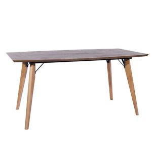 Jessheim 160cm Dining Table - Walnut