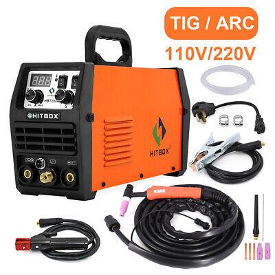 200a Tigstickarc Tig Welder 110v220v Dual Voltage Hf Tig Welding Machine Igbt