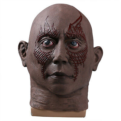 2017 Guardians of the Galaxy Vol 2 Mask Cosplay Drax the Destroyer Masks Party  - Halloween 2 Mask 2017