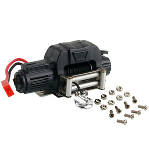 RC N10097 Crawler Motor Winch Warn 9.5cti For 4WD Wrangler