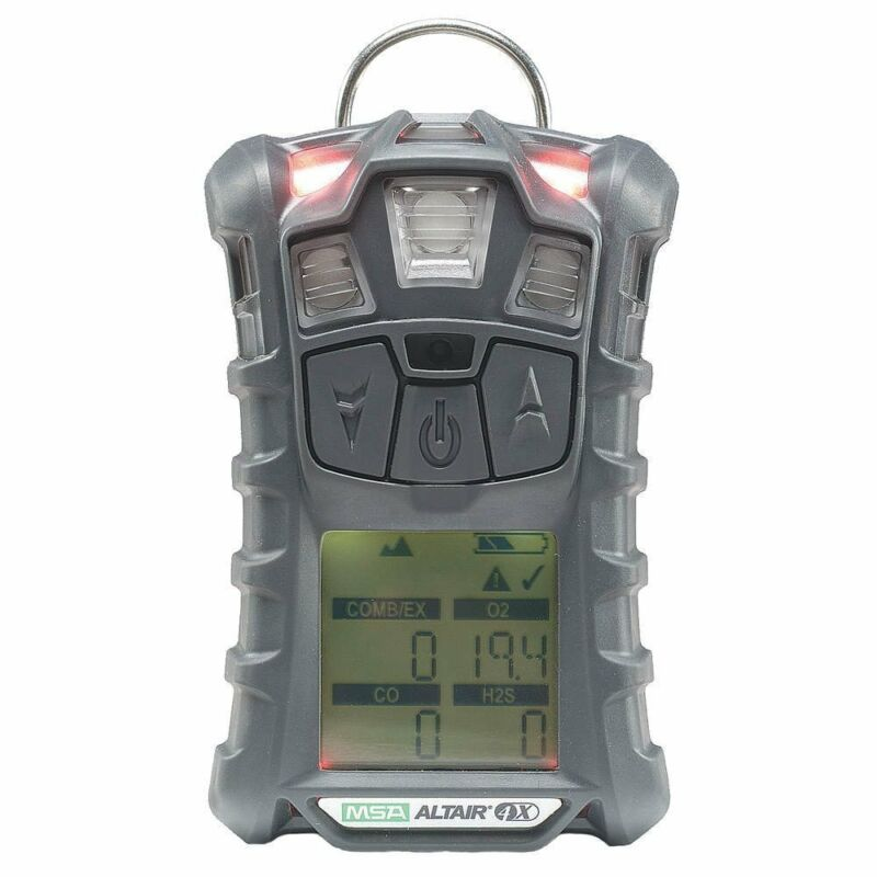New!! MSA Altair 4X MSHA approved Multi-Gas Detector