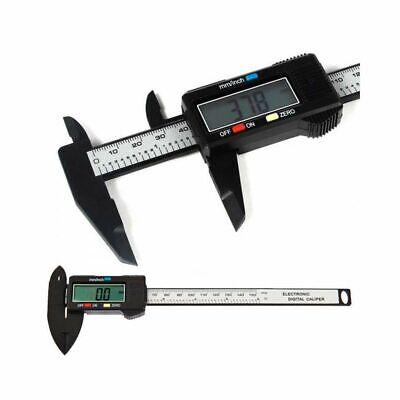 PIE DE REY DIGITAL CALIBRE MEDIDOR de precisión 0.1 150mm PANTALLA LCD...