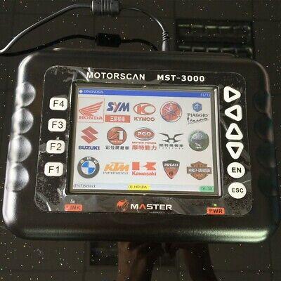 MST-3000 Asian Version Universal Motorcycle Scanner Fault Code Scanner for motor ()