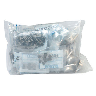 Jameco Valuepro 560 Piece Transistor Kit Refill Package 20 Assorted Values