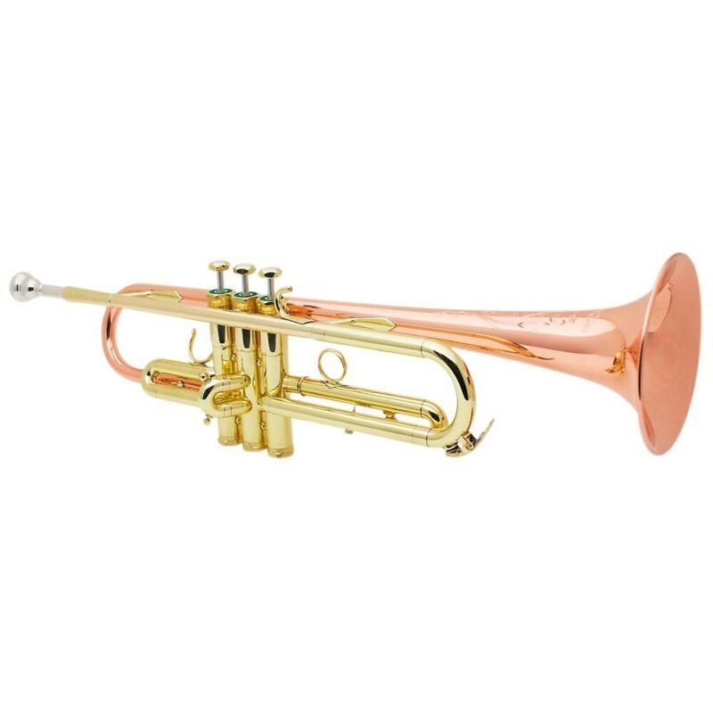 Schilke HC2 Handcraft Series Custom Bb Trumpet HC2-L Lacquer 194744505843 OB