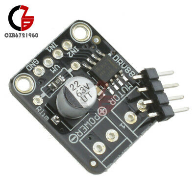 3.6a Drv8871 H-bridge Dc Motor Drivers Breakout Board Pwm Control Module Arduino