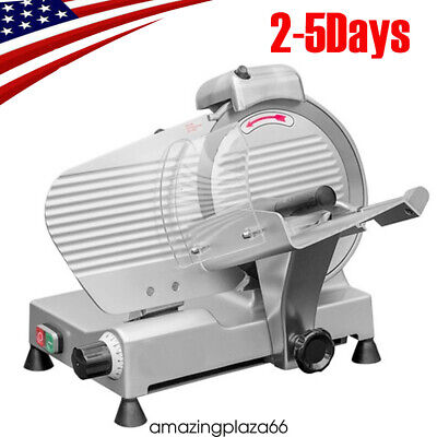 Commercial 10blade Semi-automatic Meat Slicer Cutting Machine Lamb Food Cutter