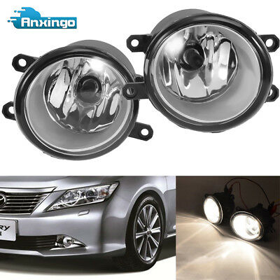 BRIGHT FOG LIGHT DRIVING LAMP FOR TOYOTA CAMRY COROLLA TACOMA LEXUS YARIS NEW ()