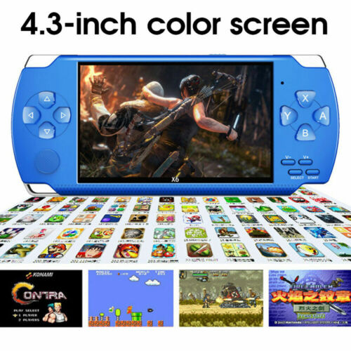 4.3%E2%80%9D+Handheld+PSP+32bit+8GB+Game+Console+Player+Portable+Video+Game+Consoles+UK