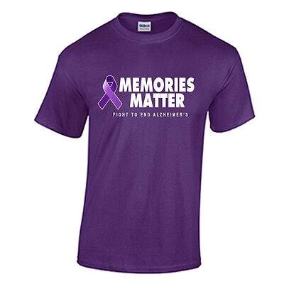 Alzheimers Shirt Fight To End Alzheimers T Shirt Awareness End Als T Shirt