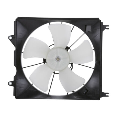 Engine Cooling Fan Assembly Left TYC 601120 Fits 2007