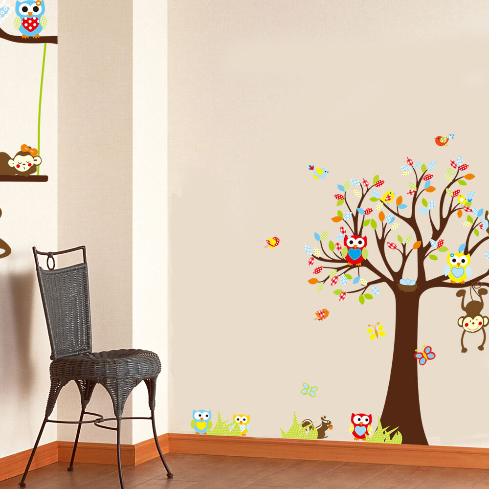 wandtattoo wandsticker kinderzimmer wandaufkleber wanddeko. Black Bedroom Furniture Sets. Home Design Ideas