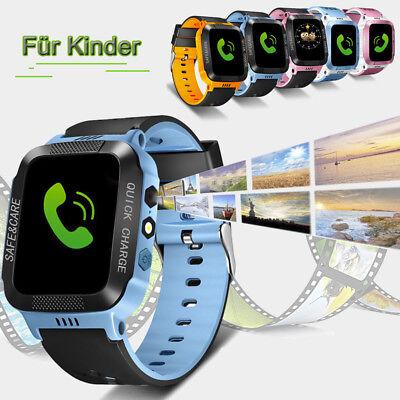 Anti-lost Kinder Smartwatch Kamera SOS Armband Dual GPS Telefonuhr Fitness Watch
