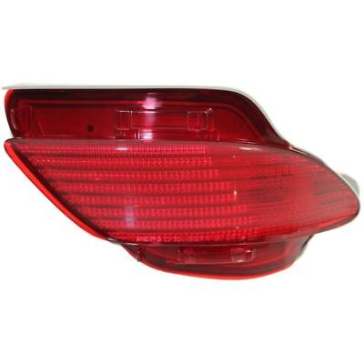 Rear Bumper Side Marker Light 10-15 Lexus RX350 RX450h Passenger Side 814800E010