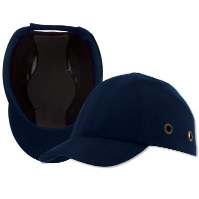 Erb-19400 Ball Cap Bump Cap - Blue